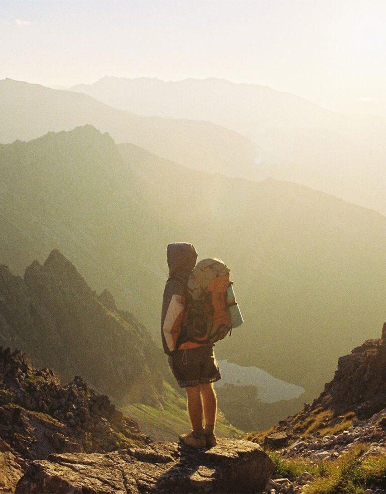 Альпийские луга. Мы едем на озеро Рица