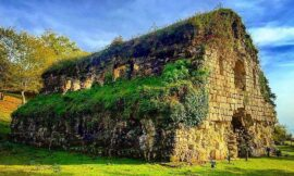 Храм Амбара. Золотой берег Абхазии